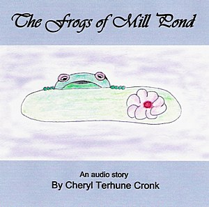 Cover 'The Frogs of Mill Pond (An Audio Story)'